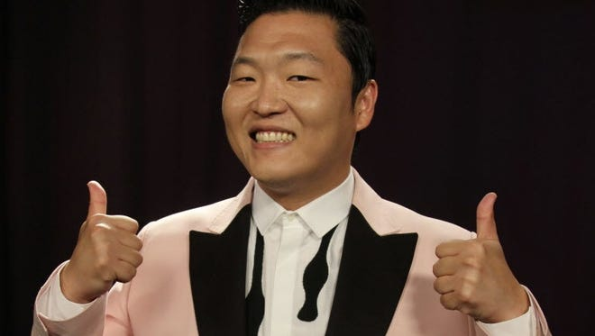 Psy's 'Gangnam Style' was viewed by 968,668,784 YouTube users, almost none of whom understand a word they're singing in all those parody videos.