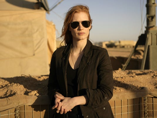 Review: 'Zero Dark Thirty'