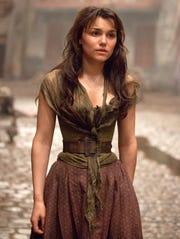 Samantha Barks as …Eponine