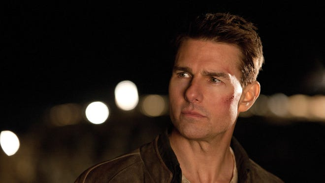 Despite a terrific cast, 'Jack Reacher,' starring Tom Cruise in the title role, offers a mediocre and cliched thriller.