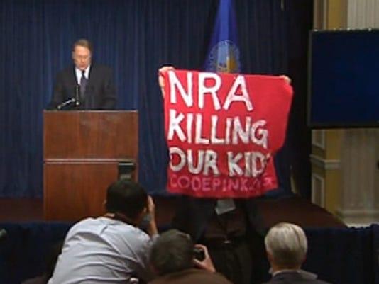 NRA screen grab