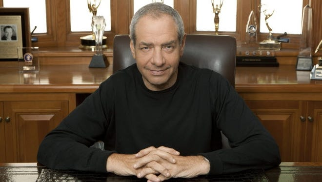 Dick Wolf, the creator of the Emmy-winning 'Law & Order' franchise is out with his first novel, 'Intercept.'