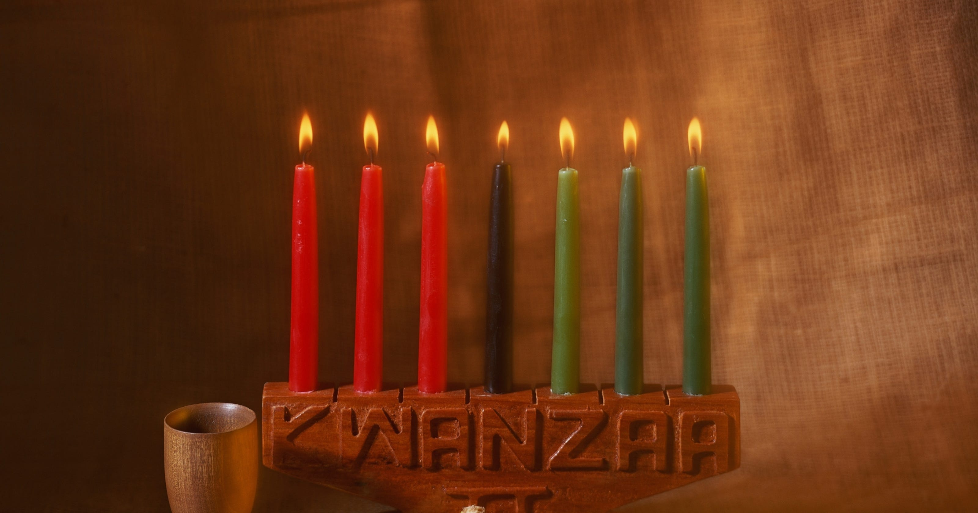 Celebrating Kwanzaa One Day At A Time