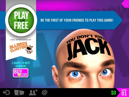 Cheeky 'You Don't Know Jack' trivia game is back