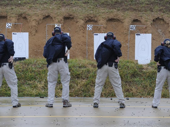 FBI firearms training 2