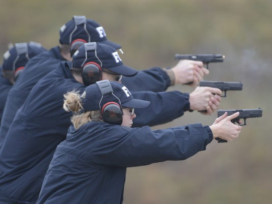 FBI firearms training