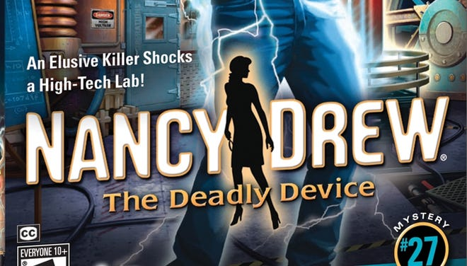 """Nancy Drew: The Deadly Device"" is available from $19.99 for Windows and Mac."