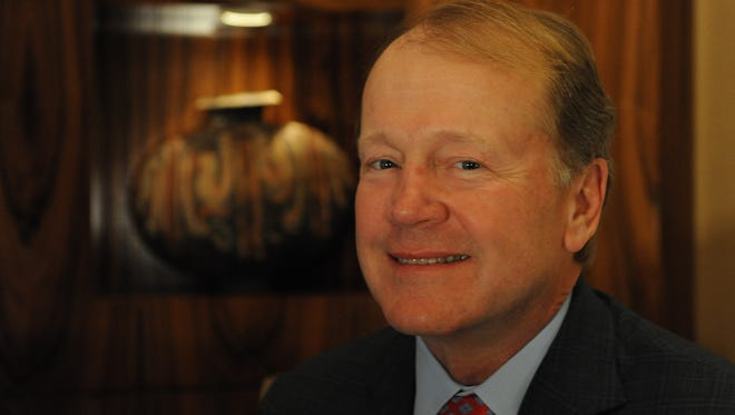 John Chambers, Chairman of the Board and CEO of Cisco.