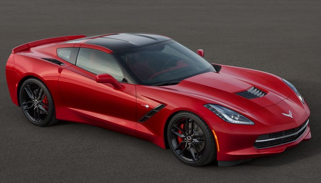The C7 -- seventh-generation Chevrolet Corvette -- makes its debut at the 2013 Detroit auto show and goes on sale the third quarter of 2013.