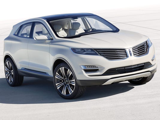 Mkc Crossover Next Step To Reviving Lincoln