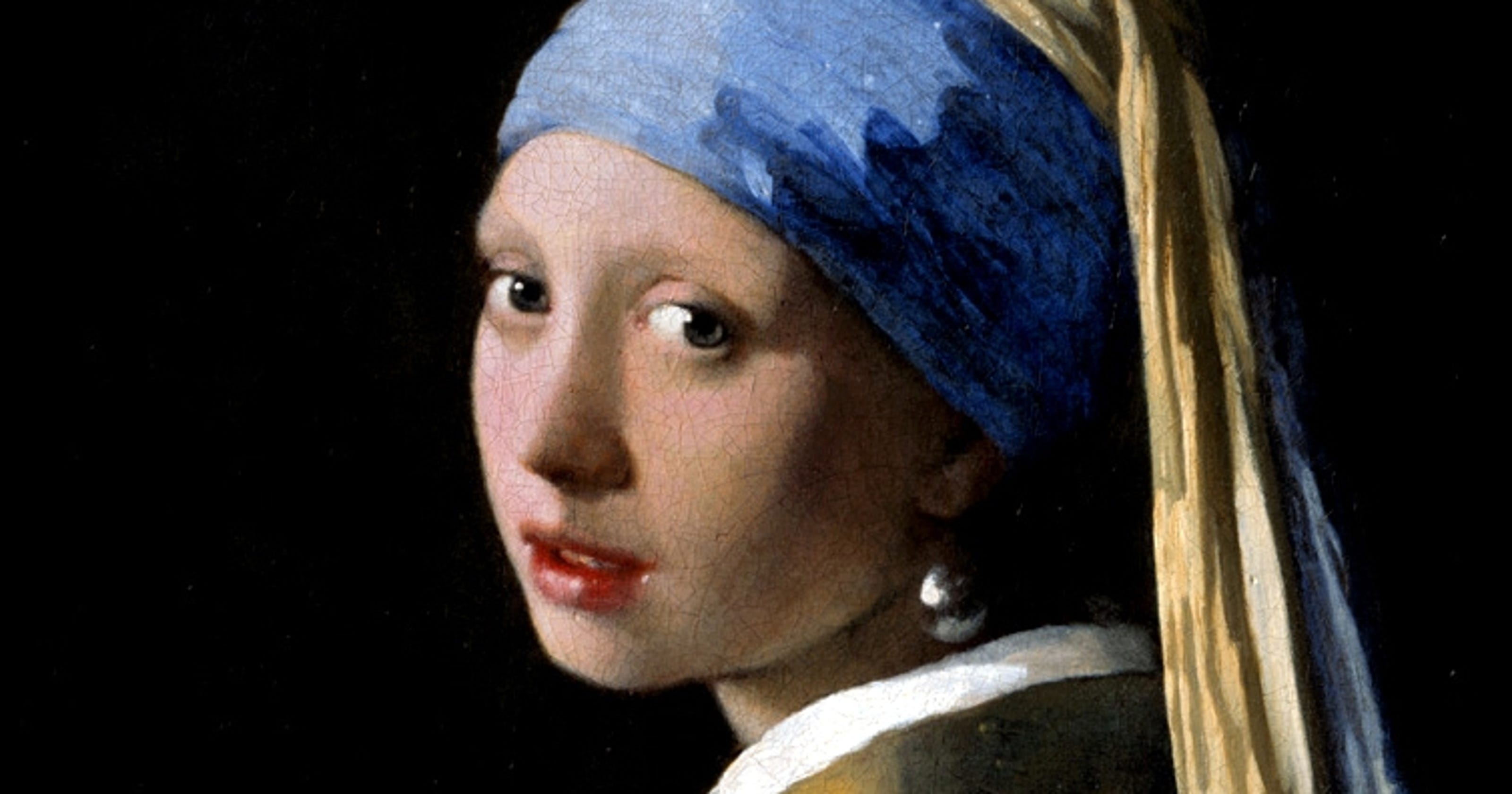 Girl With The Pearl Earring Original
