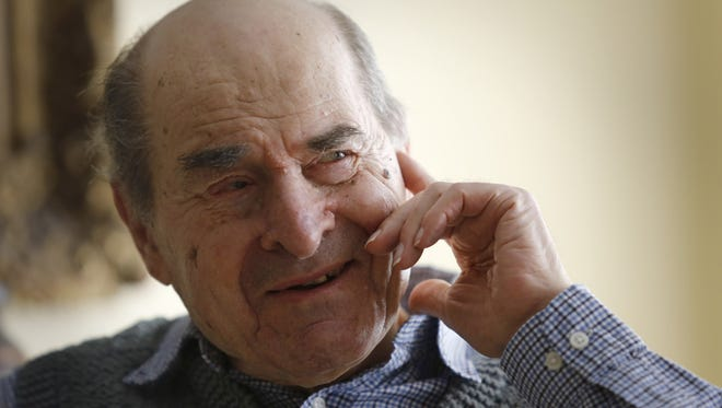 "Dr. Henry Heimlich, 92, developed the abdominal thrust often referred to as the ""Heimlich maneuver"" for choking victims."