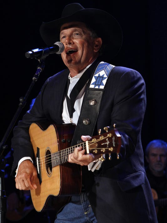 On The Road Again George Strait Says Bye To Touring
