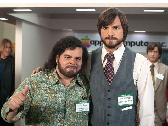 'Jobs' Sneak Peek: Gad & Kutcher