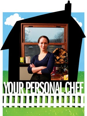 Madeline Dee is a personal chef who runs a business called No Place Like Home personal chef services in Louisville, Ky.