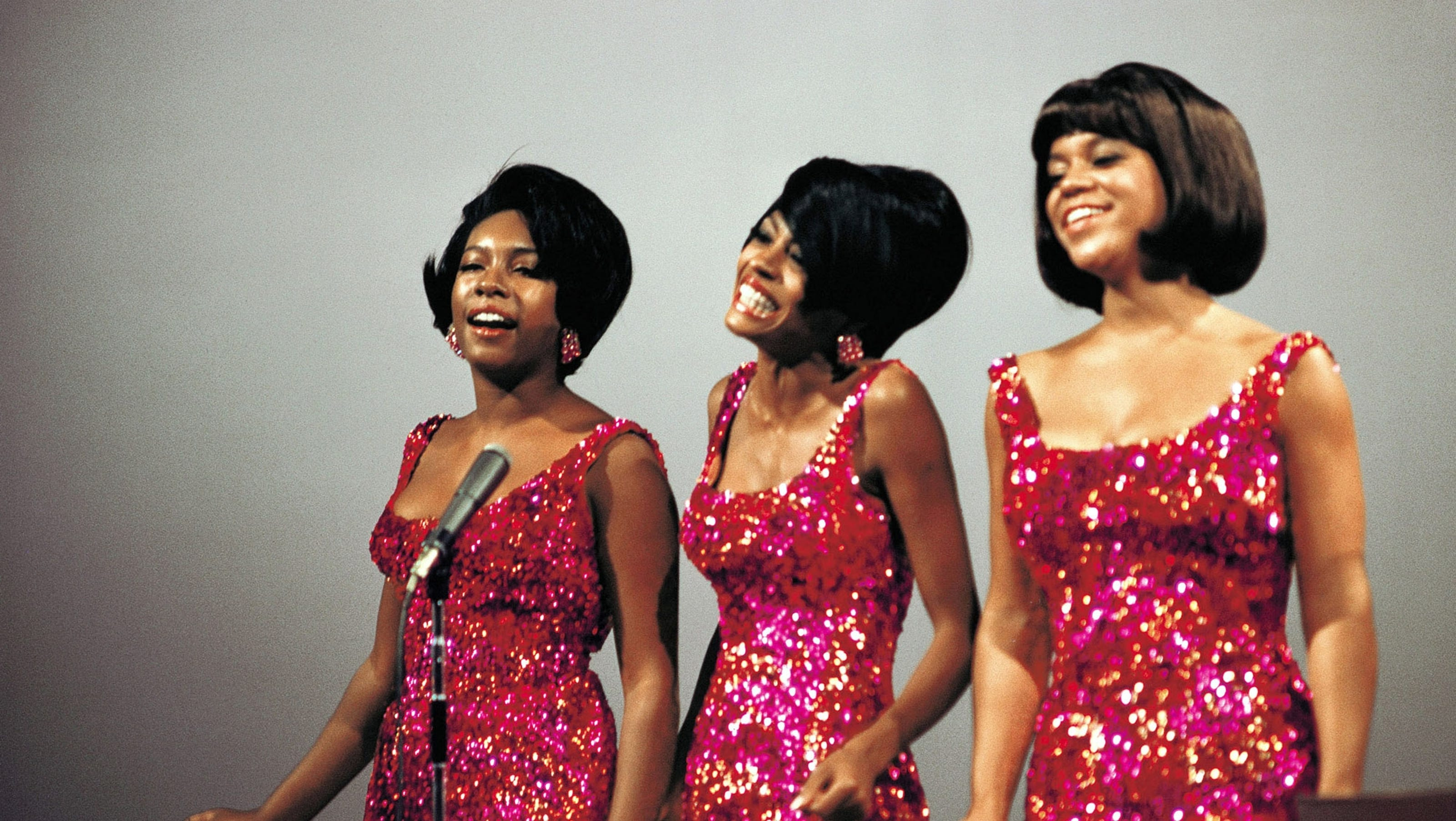 A Love Supremes Motowns Glam Gowns Sparkle Anew