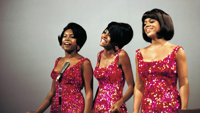 A Love Supremes Motown S Glam Gowns