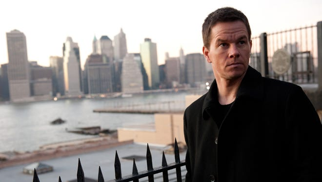 Mark Wahlberg leads a talented cast that is wasted in the tired thriller 'Broken City.'