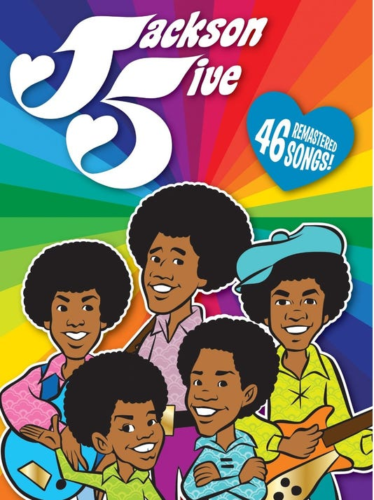 'The Jackson 5ive: The Complete Animated Series