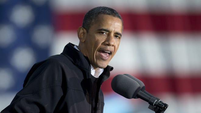 President Obama sparked record turnout in two elections among African-American voters.
