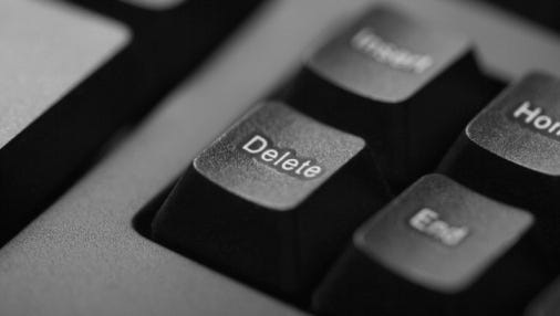 Delete your online identity with a few quick tricks.