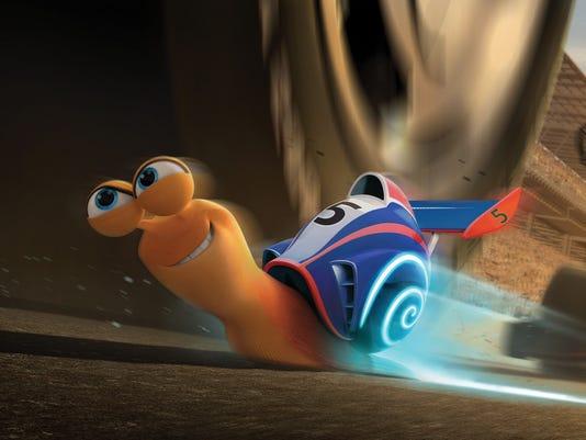 Sneak Peek: ' Turbo'