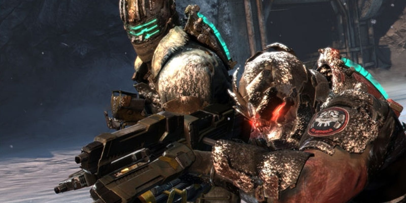 Five things you didn't know about 'Dead Space 3'