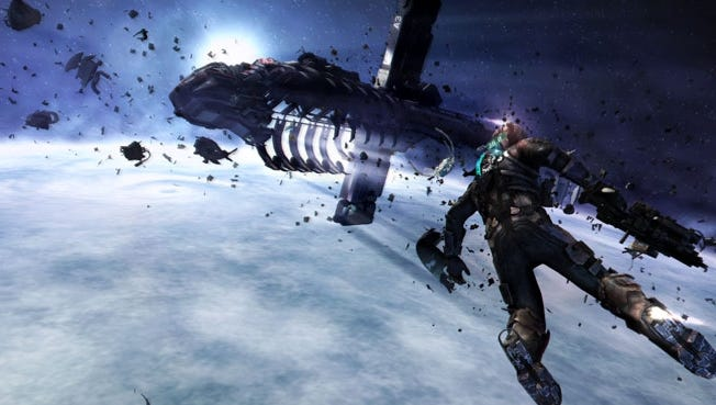 In anticipation of 'Dead Space 3,' producer John Calhoun shares some little-known facts about the upcoming game.