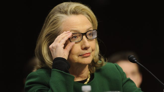 Secretary of State Hillary Rodham Clinton appears before a Senate committee Wednesday to testify on the September attack on the U.S. Consulate in Libya.