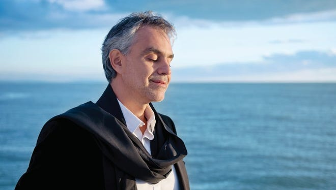 The Italian tenor is releasing his 'Passione' album on Jan. 29.