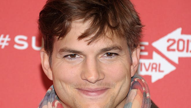 Actor Ashton Kutcher attends the Jobs premiere during the 2013 Sundance Film Festival at Eccles Center Theatre on January 25, 2013 in Park City, Utah.