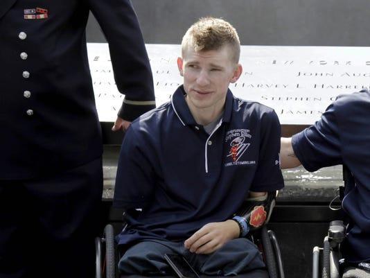 double arm transplant soldier