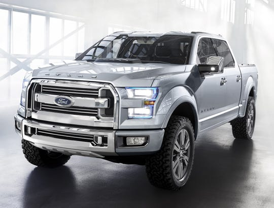 Ford Atlas Concept Wins Award