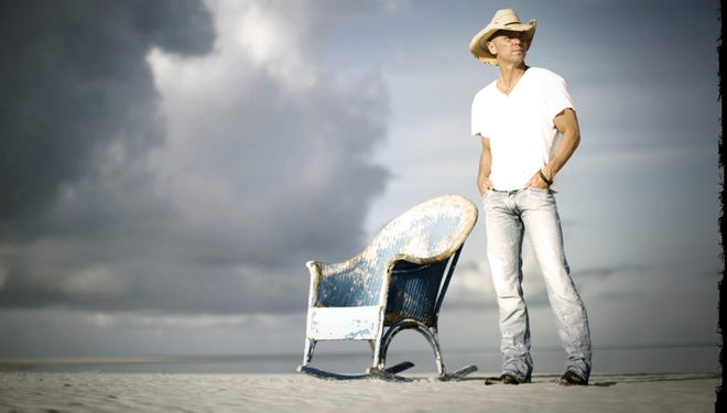 Kenny Chesney's latest single is 'Pirate Flag.'