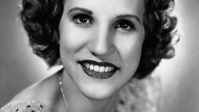 Patty Andrews, the last survivor of the three singing Andrews sisters, died Wednesday in Los Angeles at age 94.