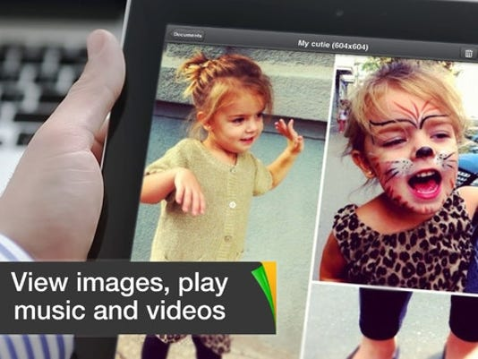 Documents': new app for iPad is free, versatile