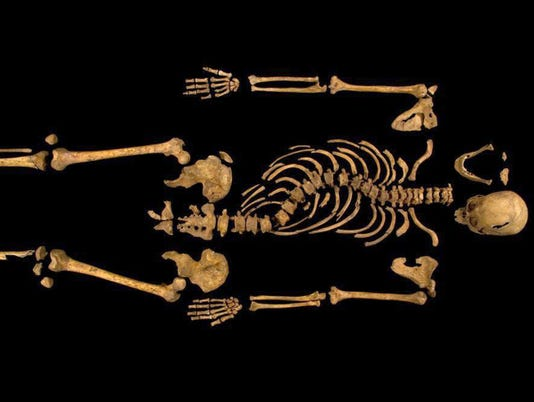 Richard III died in 'violent humiliation,' had unpleasant burial