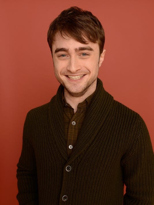Radcliffe at the Oscars