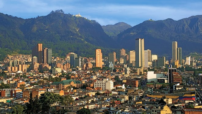 7 0 Earthquake Rocks Colombia