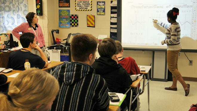 Instead of coming to class and listening to a lecture, then going home and trying out what they learned on their own, math students at Hillcrest High School in Greenville, S.C. listen to a lecture on video before class and work on putting the new knowledge to practice in the classroom, where their teacher is there to help.