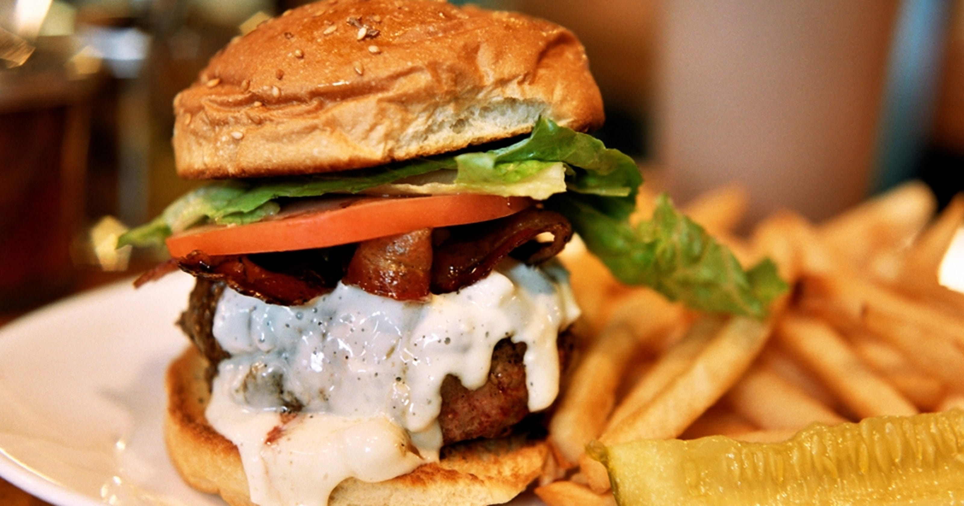 Best Hamburgers In The Usa Zagat S Picks In 25 Cities