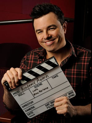 'Family Guy' creator Seth MacFarlane hopes to make a good first impression with Oscar viewers as he hosts the 85th  Academy Awards on Sunday.