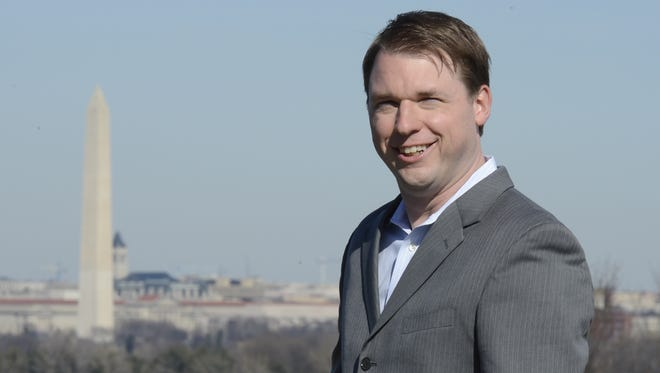 Adam Vincent, is CEO of CyberSquared.