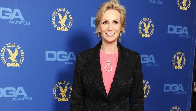 Jane Lynch will host NBC's 'Hollywood Game Night.'