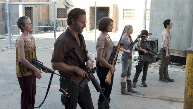 'The Walking Dead' names a new producer, sets  start date for season four.