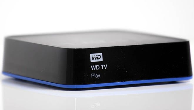 WD TV Play is priced at $70.