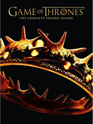 Game of Thrones: The Complete Second Season (2012, HBO, not rated, $59; Blu-ray, $79)