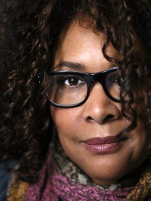 Filmmaker Julie Dash is an artist in residence at Wayne State University where she is teaching about Film Production.