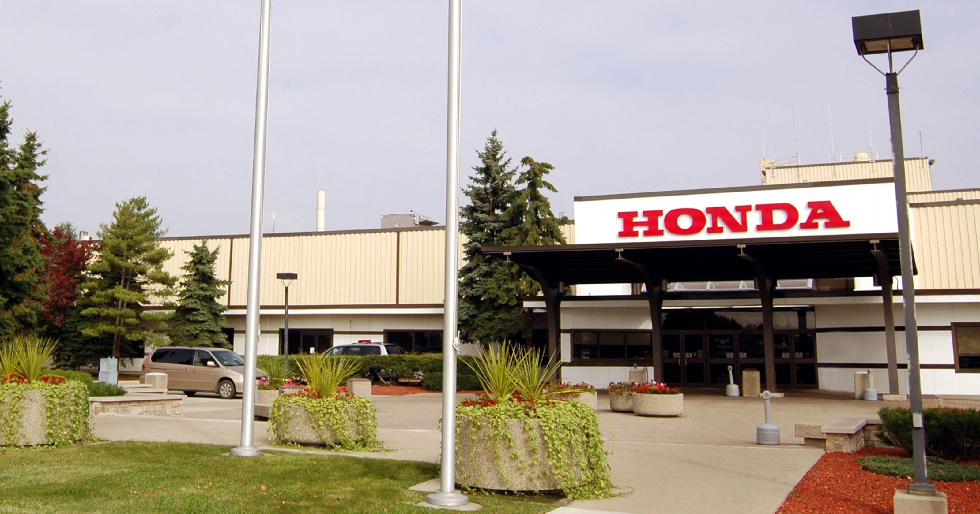 Honda Moves US Head From California To Ohio