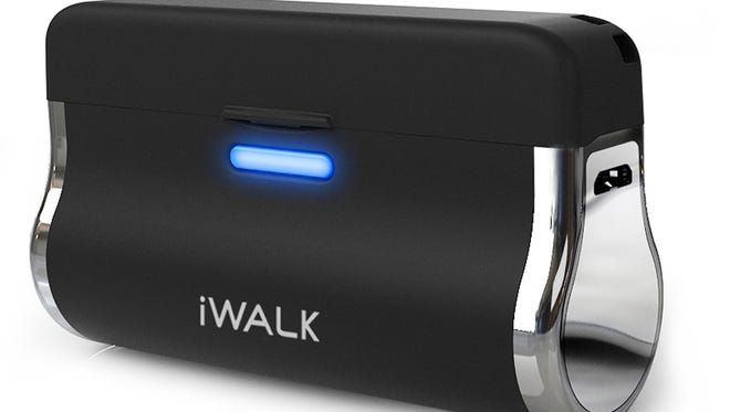 The iWALK Link Docking Battery Charger starts at $40.